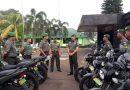 Lagi, Kodim 0508/Depok Serahkan 10 Unit Motor untuk Babinsa