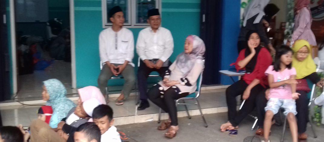 Stiami Bersama Lurah Ratujaya Bukber & Santuni Anak Yatim