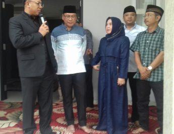 Jalin Silaturahmi, Pradi Halal Bihalal Dengan Qonita