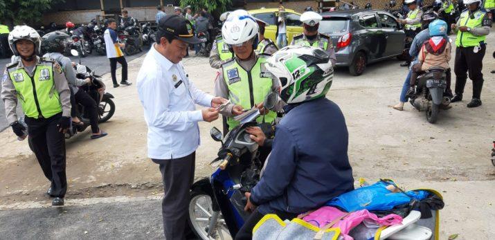 Dongkrak PAD, Samsat Cinere Jaring 67 Penunggak Pajak Kendaraan