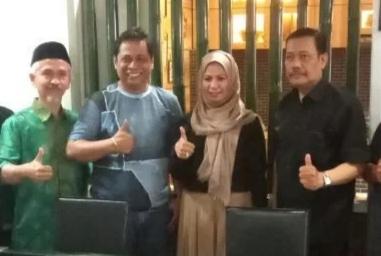 Yakin 98% Direkom DPP PDIP, Afifah Bangun Silaturahim Politik Dengan KPNP