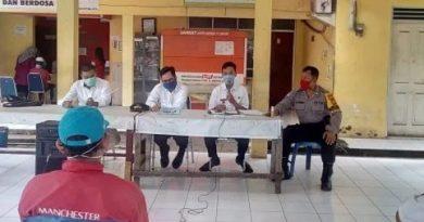 Kelurahan Rangkapanjaya Evaluasi Penerapan PSBB Bersama Ketua DKM